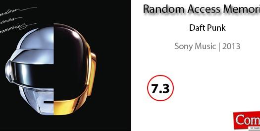 Daft Punk – Volta ao passado em setenta minutos