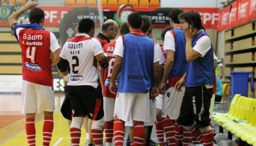 SC Braga/AAUM bate AD Fundão