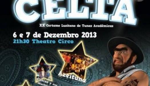 Theatro Circo recebe XX Celta
