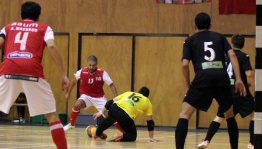 SC Braga/AAUM travado pelo Boavista