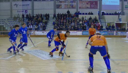 HC Braga vence em Viana nos minutos finais