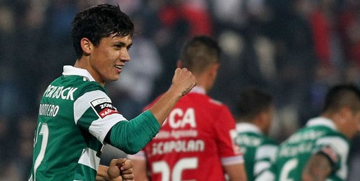 Gil Vicente – Sporting, 0-2 (destaques)