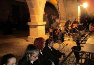 Serenatas iniciam mais uma Receção ao Caloiro