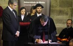 António Cunha dá inicio ao segundo mandato