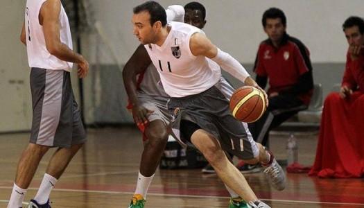 Vitória SC mantém liderança do campeonato de basquetebol
