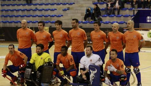 HC Braga sofre derrota nos minutos finais
