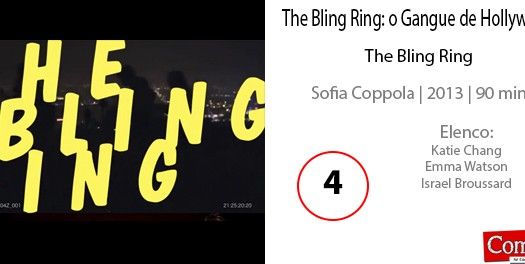 The Bling Ring: o gangue de Hollywood