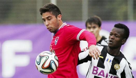 Gil Vicente empata com o Nacional