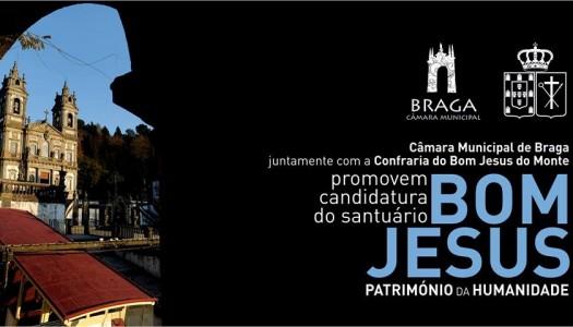 """Bom Jesus palco de """"À Descoberta de Braga"""""""