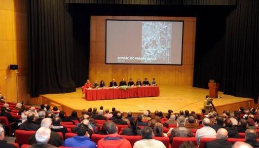 Plano Diretor Municipal de Braga em discussão pública