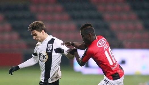 Vitória SC vence no Algarve