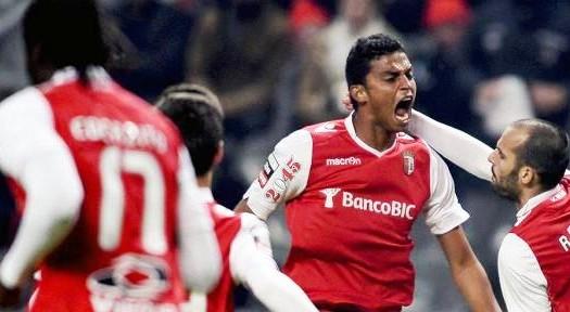 SC Braga segue para os quartos-de-final da Taça de Portugal