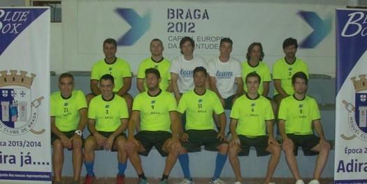 HC Braga vence em casa o Paço de Arcos