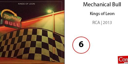 Dez anos de vida e novo álbum dos Kings of Leon