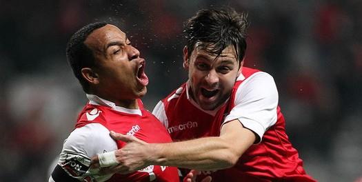 SC Braga bate Vitória no derby minhoto
