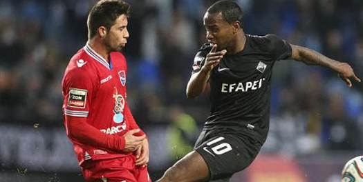 Gil Vicente derrotado em Coimbra nos últimos minutos