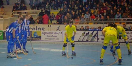 OC Barcelos empata com o FC Porto