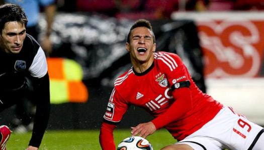 Vitória derrotado pelo Benfica