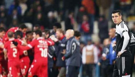 Gil Vicente empata com Benfica