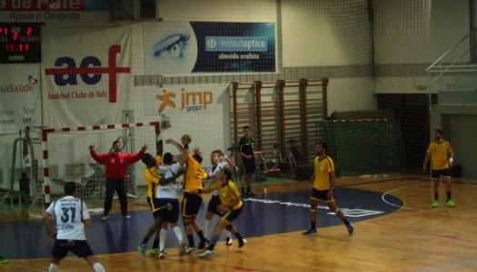 AC Fafe perde frente ao Madeira SAD