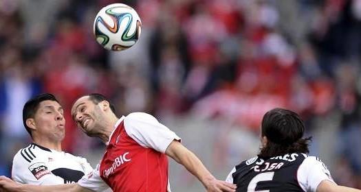 SC Braga perde com o Benfica