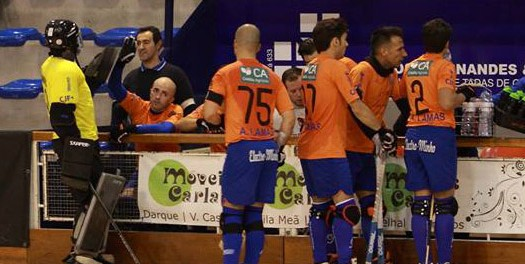 Juventude de Viana derrotada frente à UD Oliveirense