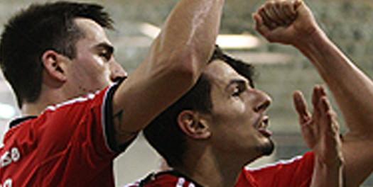 SC Braga/AAUM goleado pelo Benfica