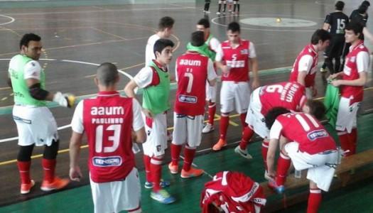 SC Braga/AAUM goleia Académica