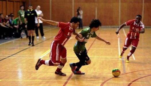 SC Braga/AAUM triunfa em casa