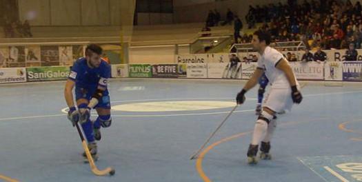 OC Barcelos empata frente ao HC Turquel