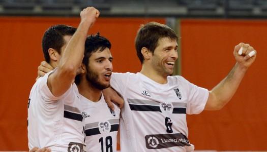 Voleibol do Vitória arranca com triunfo na segunda fase