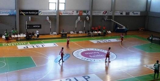SC Braga/AAUM vence no Fundão