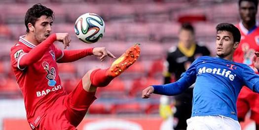 Gil Vicente perde contra o Belenenses