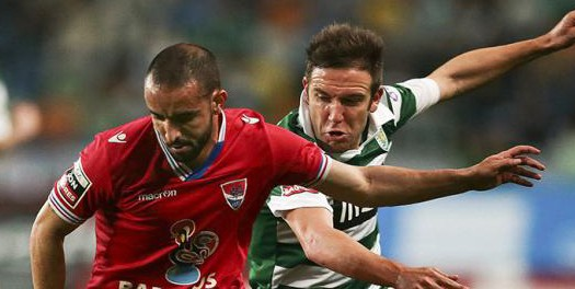Gil Vicente perde em Alvalade