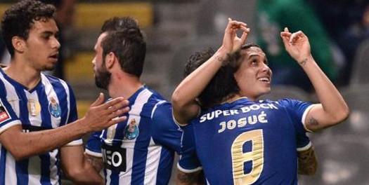 SC Braga – FC Porto, 1-3 (destaques)