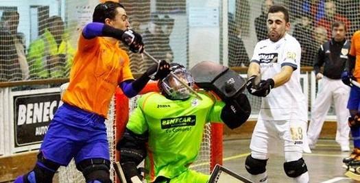 Juventude de Viana empata com o HC Turquel