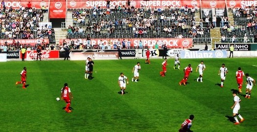 Vitória vence SC Braga no dérbi do Minho