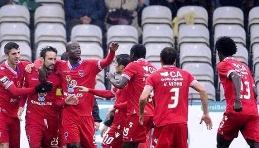 Gil Vicente vence na última jornada