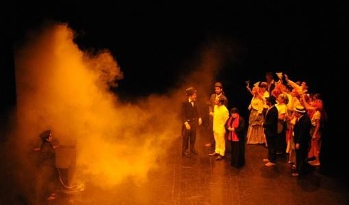 """Mostra de Teatros Amadores"" no CCVF"