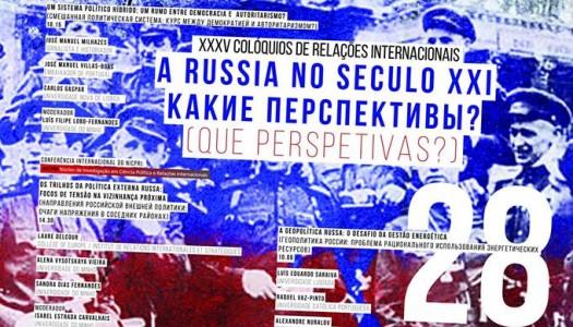 Rússia em destaque nos Colóquios de Relações Internacionais