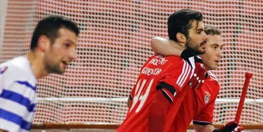 Derrota com Benfica atira HC Braga para o playout
