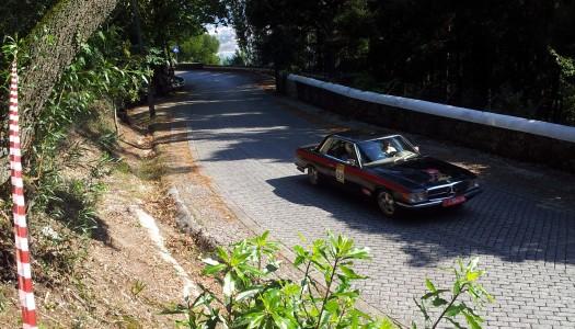Santa Luzia voltou a receber carros de competição