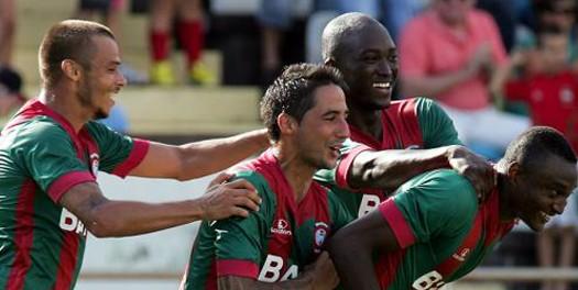 Vitória goleado na Madeira