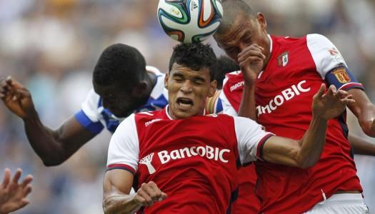 Braga empata frente ao Porto