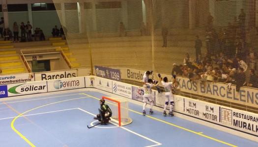 OC Barcelos vence Sanjoanense
