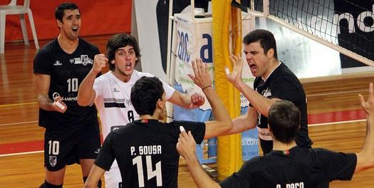 Vitória SC soma derrota e vitória no arranque do campeonato