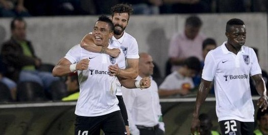 Vitória SC vence o Boavista