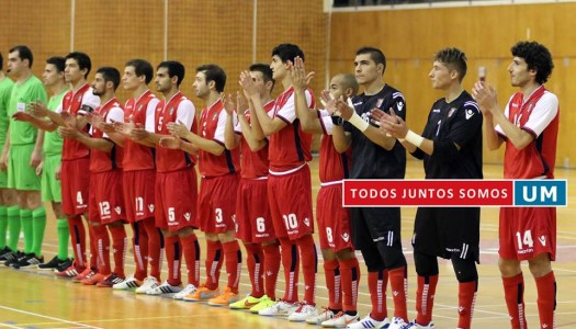 Braga/AAUM realiza campanha solidária frente ao Sporting