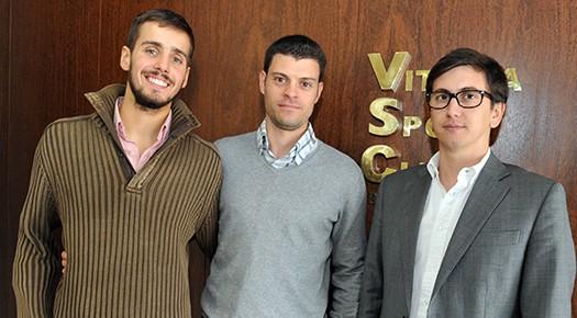 Taekwondo é a nova aposta do Vitória SC