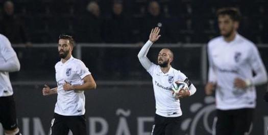 Vitória SC vence derby com Moreirense